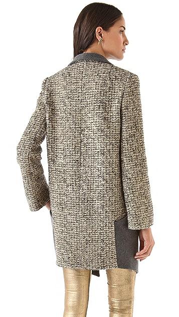 Matthew Williamson Paneled Coat