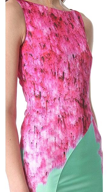 Matthew Williamson Tailored Wrap Mini Dress