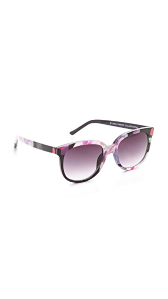 Matthew Williamson Primavera Printed Sunglasses