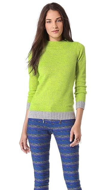 Matthew Williamson Marled Sweater