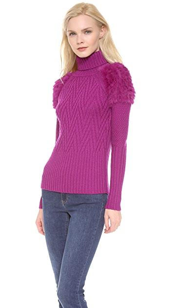 Matthew Williamson Turtleneck Sweater