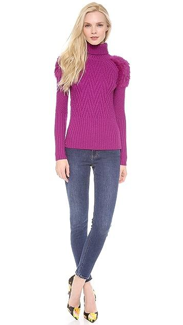 Matthew Williamson Turtleneck Sweater