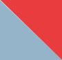 Blue Stripe Coral/Ocean