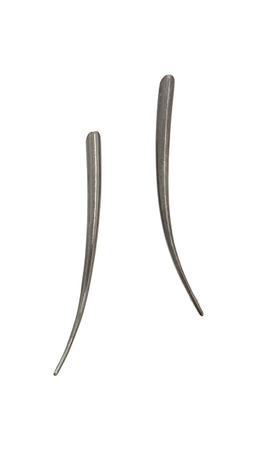 Maria Black Jett Earrings