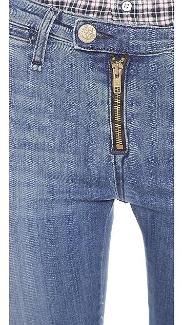 McGuire Denim Exposed Zip Voyage Trousers