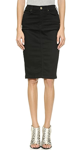 McGuire Denim Confessional Pencil Skirt