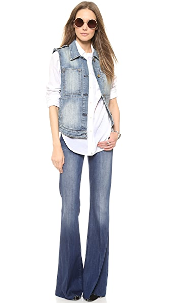 McGuire Denim Majorelle Flare Jeans | 15% off first app purchase ...