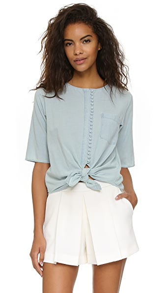 McGuire Denim La Marguerite Shirt