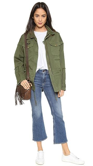 McGuire Denim Army Jacket