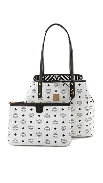 MCM Reversible Shopper Medium