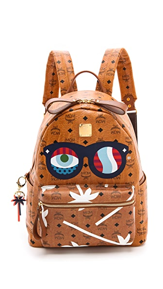 MCM Craig & Karl Medium Backpack
