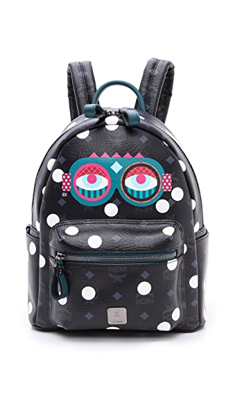 MCM Craig & Karl Small Backpack