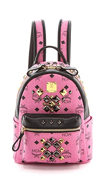 MCM Mini Backpack