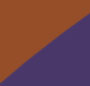 Cognac/Purple