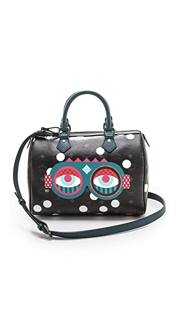 MCM Craig & Karl Boston Bag