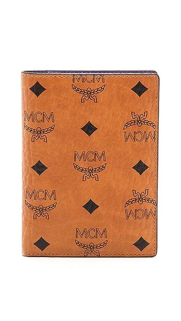 MCM Passport Case