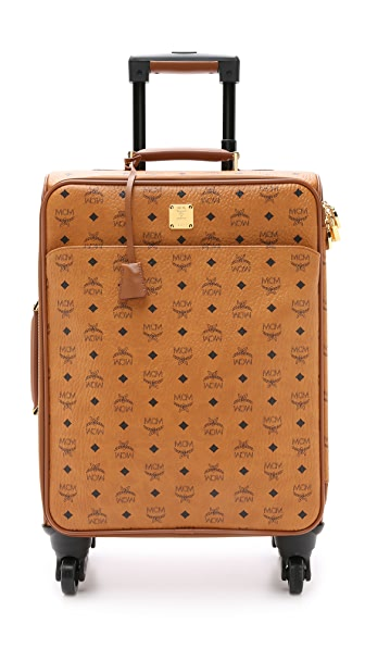 MCM Trolly Cabin Luggage Case