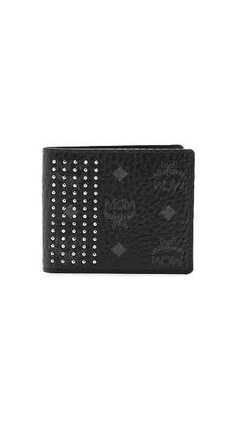 MCM Neo Stark Wallet