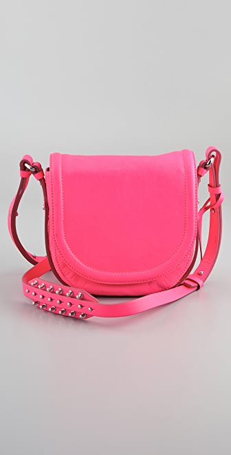 McQ - Alexander McQueen Amwell Mini Cross Body Bag