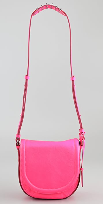 McQ - Alexander McQueen Amwell Mini Cross Body Bag