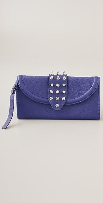 McQ - Alexander McQueen Collar Stud Wallet