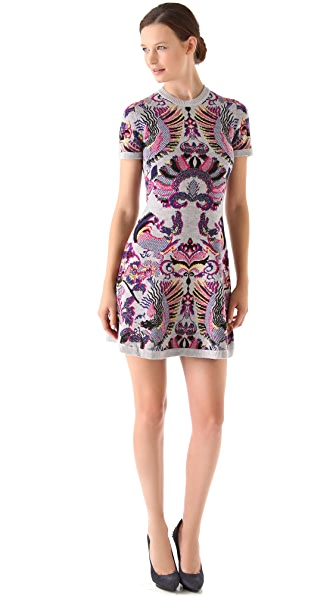 McQ - Alexander McQueen Griffin Flirty Dress