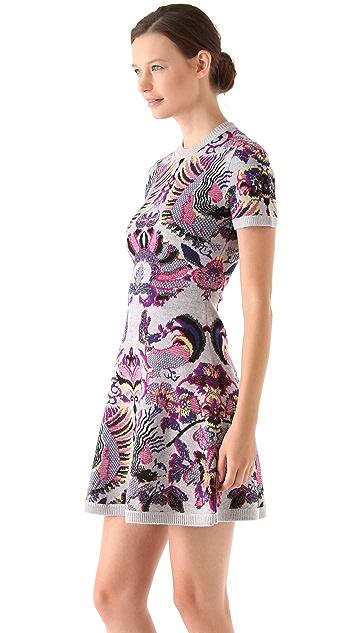 McQ - Alexander McQueen Griffin Flirty Dress