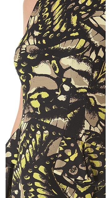 McQ - Alexander McQueen Pocket Flare Dress