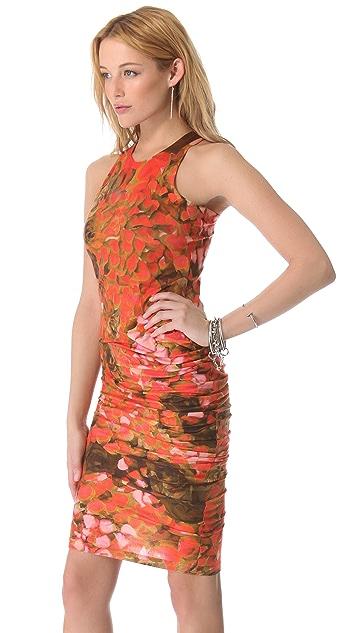 McQ - Alexander McQueen Sleeveless Racer Back Dress