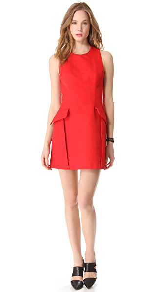 McQ - Alexander McQueen Pocket Dress
