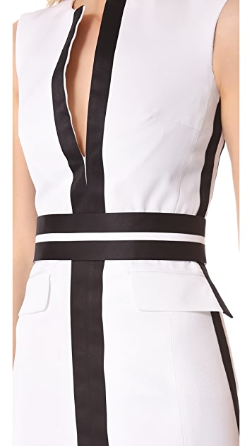 McQ - Alexander McQueen Tailored Dress