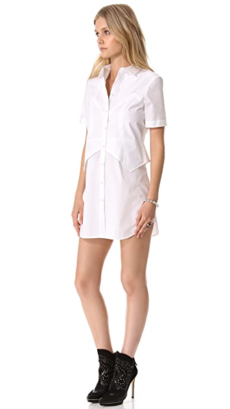 McQ - Alexander McQueen Shirtdress