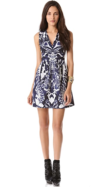 McQ - Alexander McQueen Kaleidoscope Party Dress
