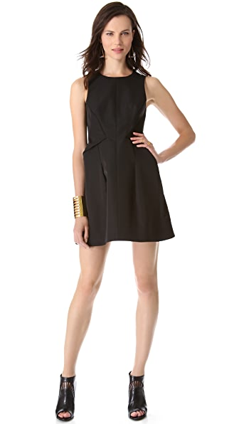 McQ - Alexander McQueen Side Panel Dress