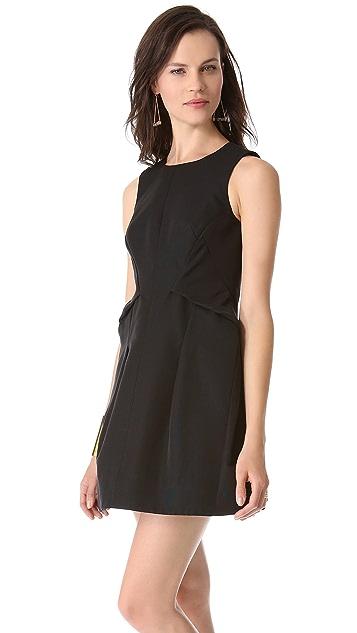 McQ - Alexander McQueen Side Panel Dress