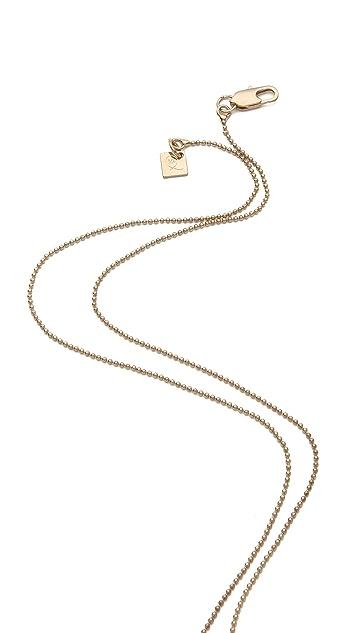McQ - Alexander McQueen Bug Necklace