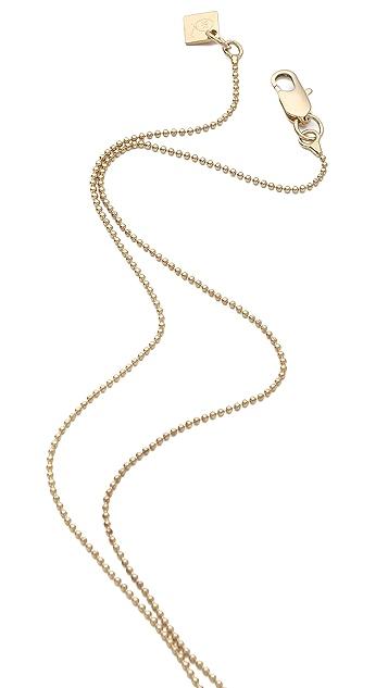 McQ - Alexander McQueen Beetle Necklace