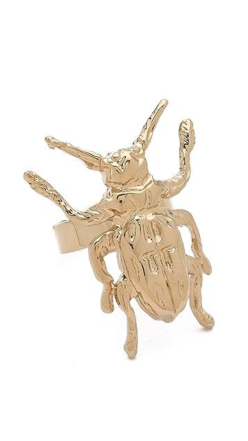McQ - Alexander McQueen Bug Ring