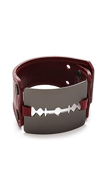 McQ - Alexander McQueen Razor Cuff Bracelet