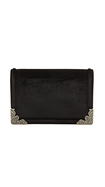 McQ - Alexander McQueen Simple Fold Clutch