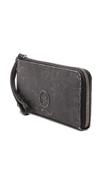 McQ - Alexander McQueen Large Zip Wallet