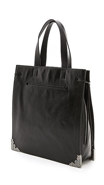 McQ - Alexander McQueen Leather Shopper