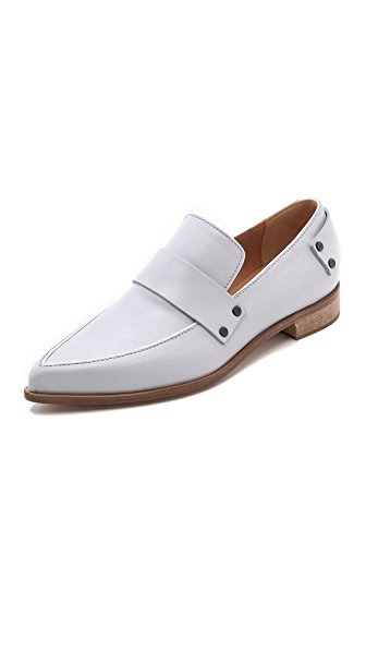 McQ - Alexander McQueen Grace Slip On Loafers