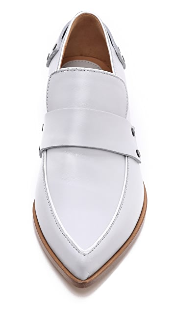 McQ - Alexander McQueen Grace Slip On Loafers