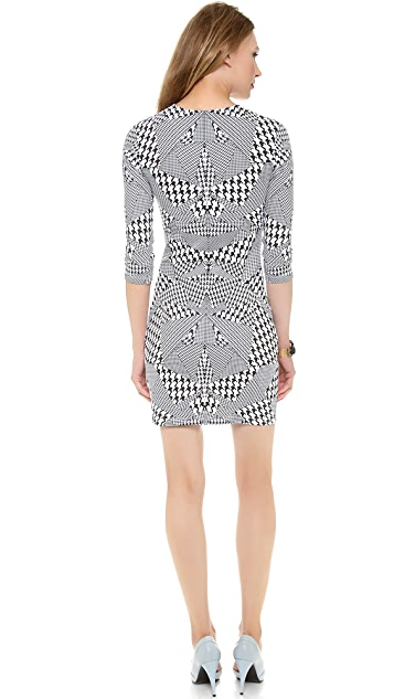 McQ - Alexander McQueen 3/4 Sleeve Dress
