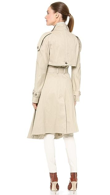 McQ - Alexander McQueen Trench Coat