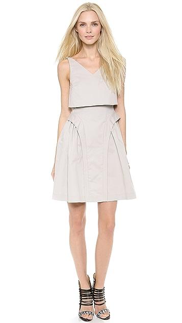 McQ - Alexander McQueen Suspended Dress