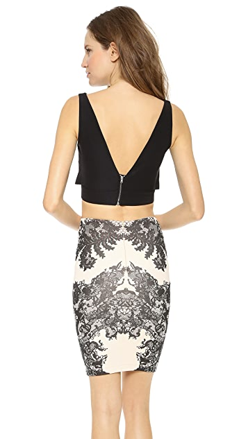 McQ - Alexander McQueen Party Top