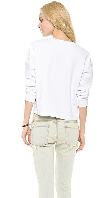 McQ - Alexander McQueen Ribless McQ Sweatshirt