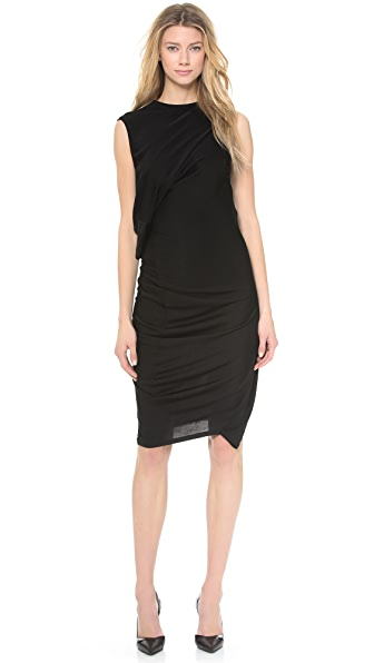 McQ - Alexander McQueen T-Bend Dress